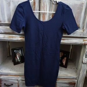 Forever 21 Size Small Form Fitting Dress